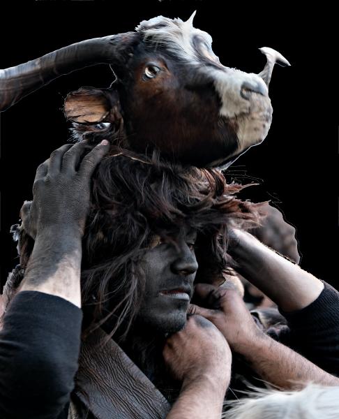 s'urtzu maschera della tradizione sardas'urtzu maschera della tradizione sarda